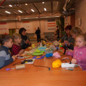 Екологічний майстер-клас в ЛандауЦентрі