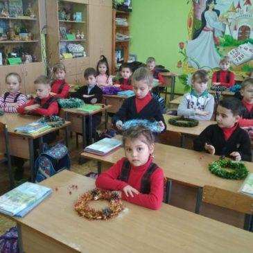"""Акція """"Збережи ялинку"""" в Краснокутській гімназії"""