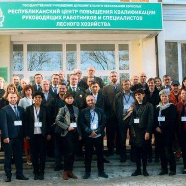 Участь співробітника Парку у щорічній міжнародній зустрічі Мережі по лісовим інвазійним видам в Європі та Центральній Азії (Annual meeting of the Forest Invasive Species Network for Europe and Central Asia (REUFIS)