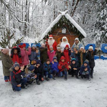 Будинок Діда Мороза приймає відвідувачів!