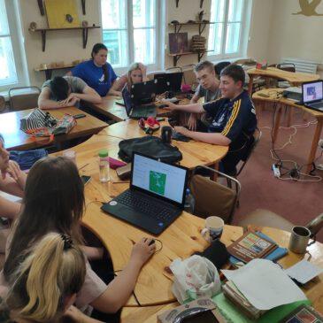 Практика студентів-географів
